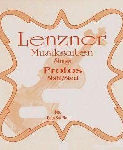Lenzner Protos violin-viola