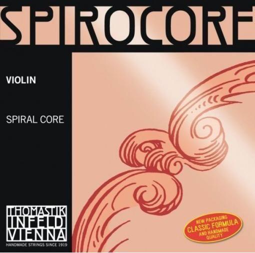 Cuerda de violín Thomastik Spirocore