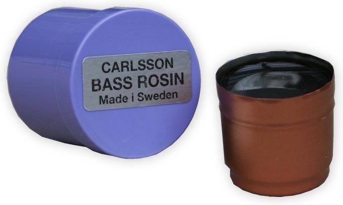 Resina de contrabajo Carlsson