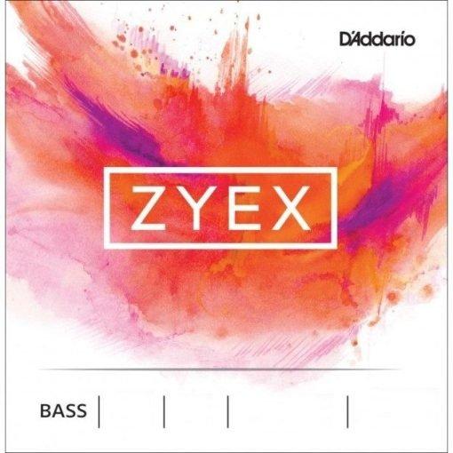 Cuerda-contrabajo-DAddario-Zyex