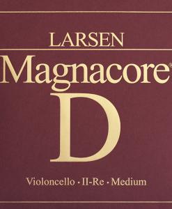 Cuerda de cello Larsen Magnacore 2º Medium