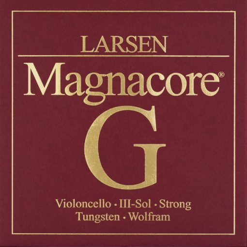 Cuerda de cello Larsen Magnacore 3ª forte