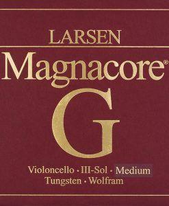 Cuerda de cello Larsen Magnacore 3ª medium
