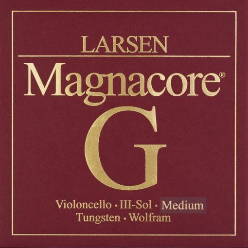 Cuerda de cello Larsen Magnacore 3ª medium