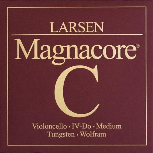 Cuerda de cello Larsen Magnacore 4º Medium