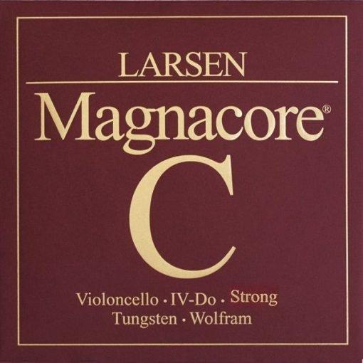 Cuerda de cello Larsen Magnacore 4º strong