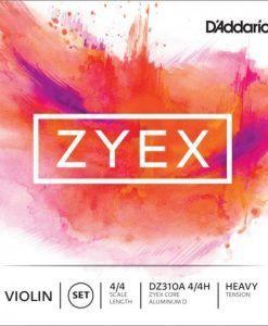 Cuerda-violin-DAddario-Zyex