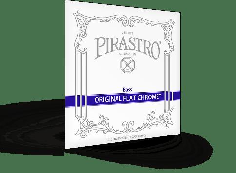 Cuerda de contrabajo Origial Flat-Chrome