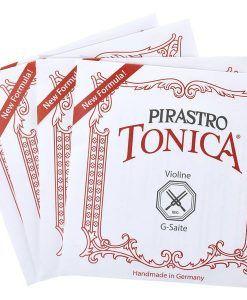 Juego de cuerdas Pirastro Tonica
