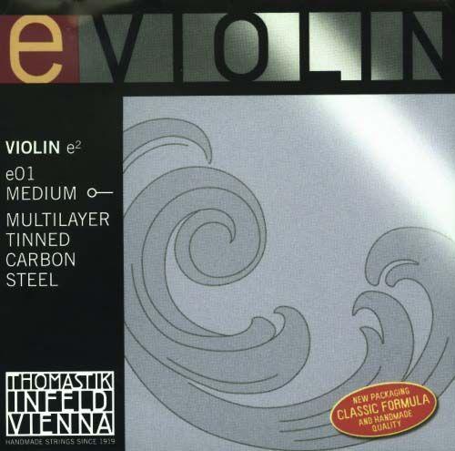 Cuerda de violín E-violín e-string