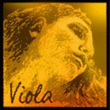 Cuerda de Viola Evah Pirazzi Gold