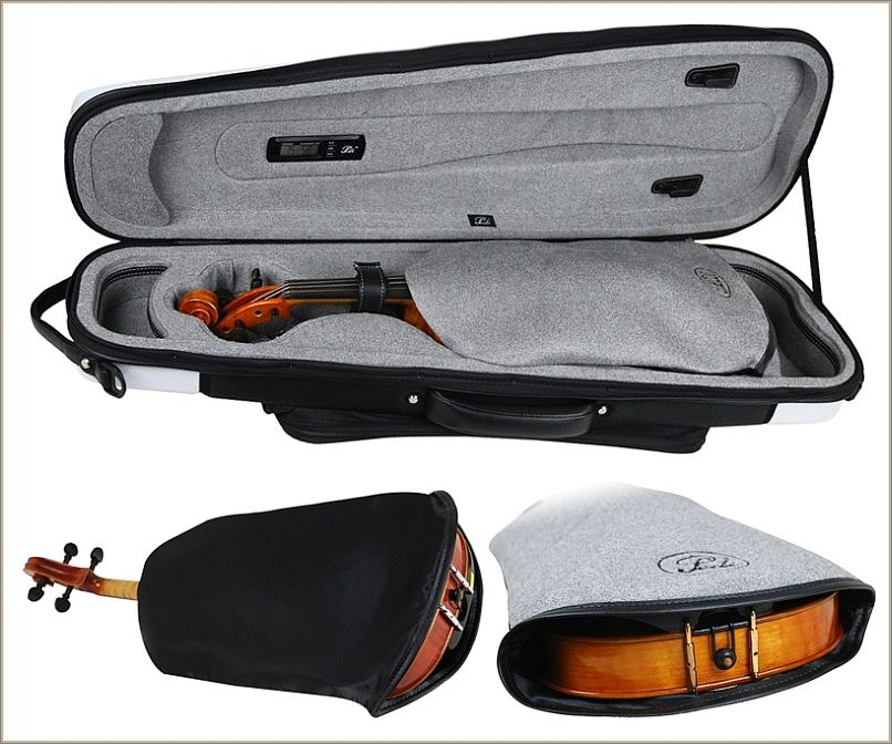 Estuche de violín Pedi Streamliner
