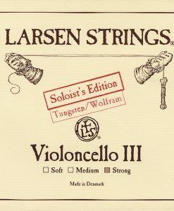 Cuerda de cello Larsen Solist 3ª strong