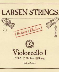 Cuerda de cello Larsen soloist 1ª forte