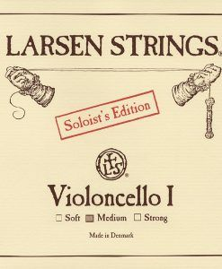 Cuerda de cello Larsen soloist 1ª medium