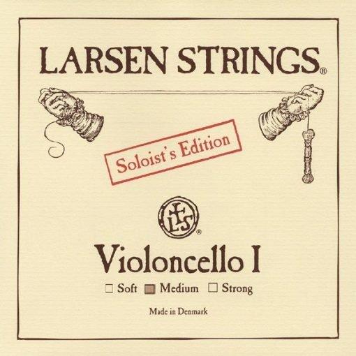 Cuerda de cello Larsen soloist 1ª medium