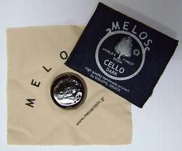 Resina Melos Cello Oscuro