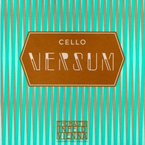 Cuerda de cello Versum