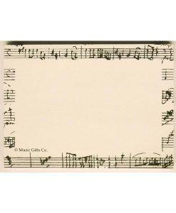 Post-it Mozart