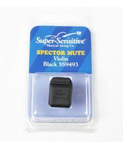 Sordina Supersensitive spector mute negro
