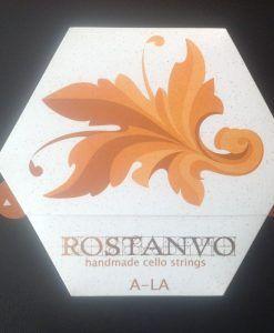 Cuerda de cello Rostanvo LA