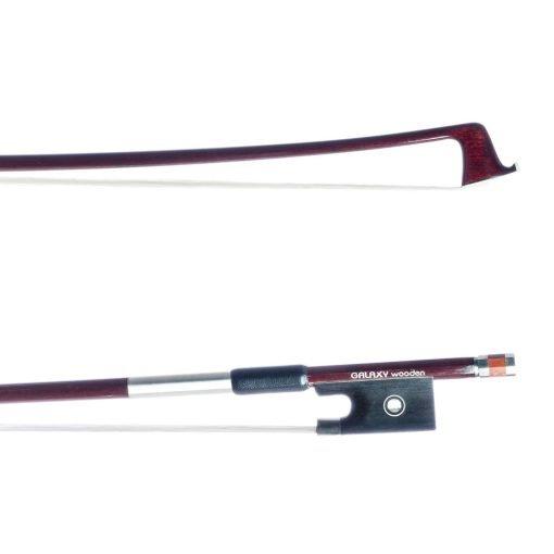 Arco de de violín de fibra de carbono Galaxy Wooden