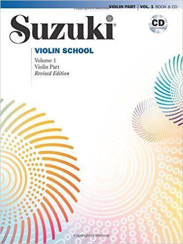 Suzuki violin vol 1 con CD