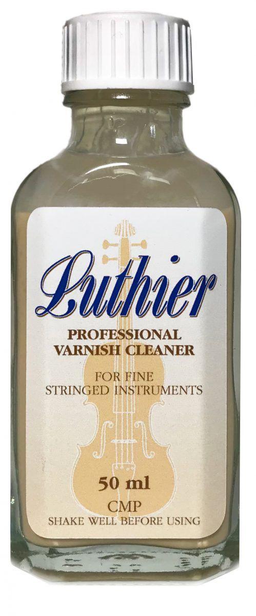 Líquido limpiador Luthier