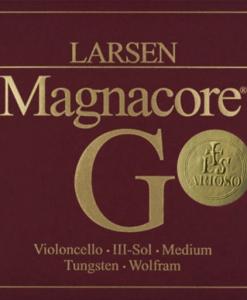 Cuerda de cello Larsen Magnacore Arioso 3ª Sol
