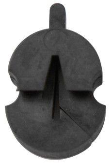 Sordina de violin Tourte forma instrumento