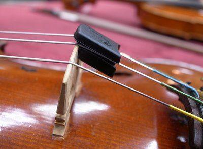 Sordina de violín/viola Finissima Artist