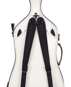 Estuche de violoncello Gewa Air Blanco