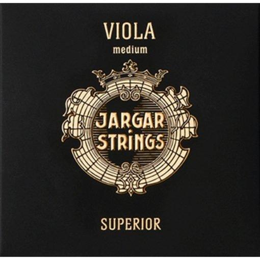Juego de cuerdas de viola Jargar Strings Superior