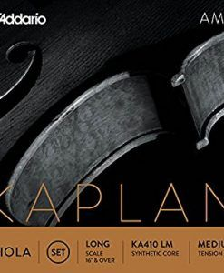 Juego de cuerdas de viola Kaplan AMO LM Long