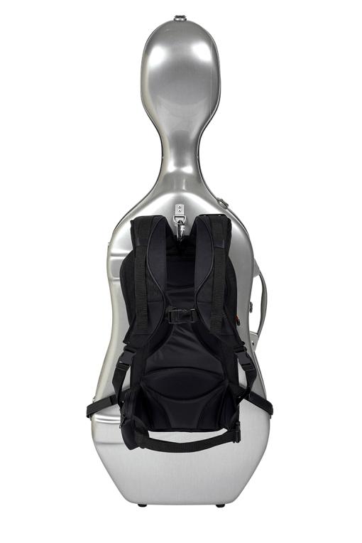 Mochila ergonómica para estuche de cello BAM