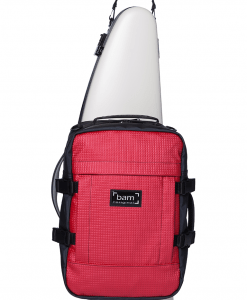 mochila bam roja