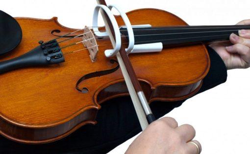 Guia de arco de violín y cello pequeño