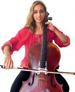 ABC guía de arco para cello