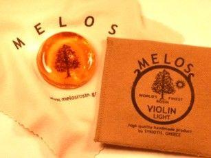 Resina de violín Melos Light