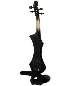 Violín eléctrico Gewa Novita 3.0 negro