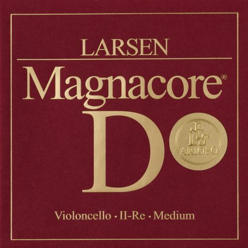 Cuerda de cello Larsen Magnacore Arioso 2ª Re
