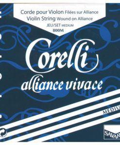 Cuerda-violin-Corelli-Alliance-Vivace