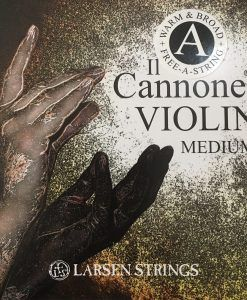 Juego de cuerdas de violín Il Cannone medium