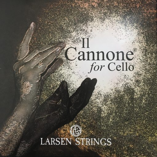 Juego de cuerdas de cello Larsen Il Cannone Direct & Focused