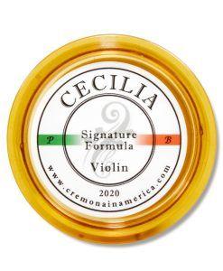 Resina Cecilia Signature Formula violín