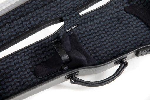 Estuche de violín Gewa Luthier detalle interior