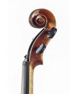 Violin-F-Muller-Soloist cabeza